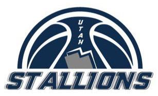 Utah Stallions Logo