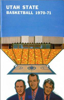 1970-71 Media Guide Cover